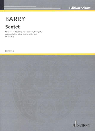 Gerald Barry: Sextet