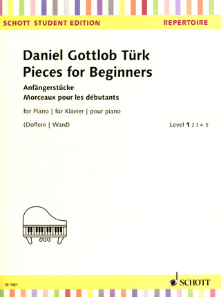 Daniel Gottlob Türk: Pieces for Beginners