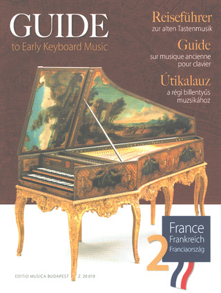 Guide to Early Keyboard Music – France 2