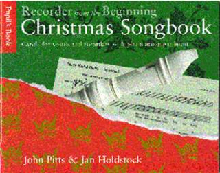 Recorder From The Beginning Christmas Songbook Pupil's Book
