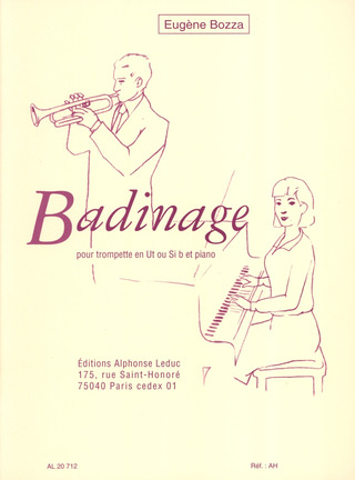 Eugène Bozza: Badinage