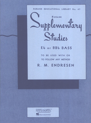 Endresen R. M.: Supplementary Studies