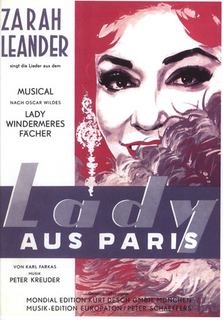 Peter Kreuder: Lady Aus Paris (Lady Windermeres Faecher)