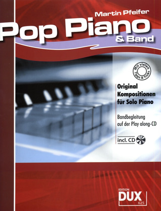 Pfeifer, Martin: Pop Piano & Band