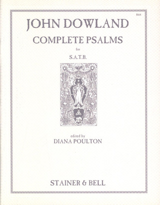 John Dowland: Complete Psalms