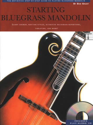 Bob Grant: Starting Bluegrass Mandolin