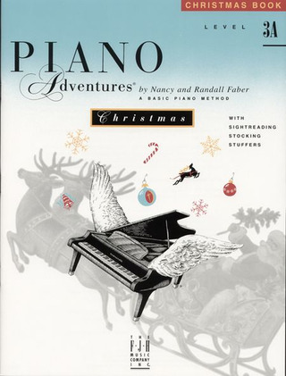 Piano Adventures 3A – Christmas