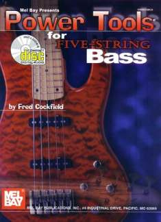 Cockfield Fred: Power Tools For 5 String Bass