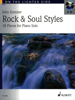 John Kember: Rock and Soul Styles (2004)