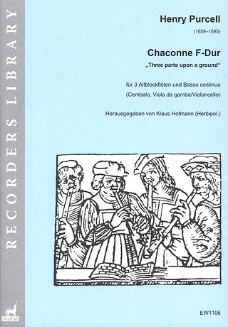Henry Purcell: Chaconne Z 731