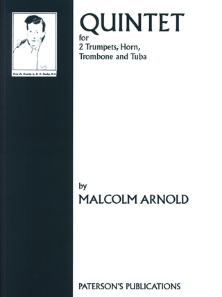 Malcolm Arnold: Quintet For Brass op. 73 Pts