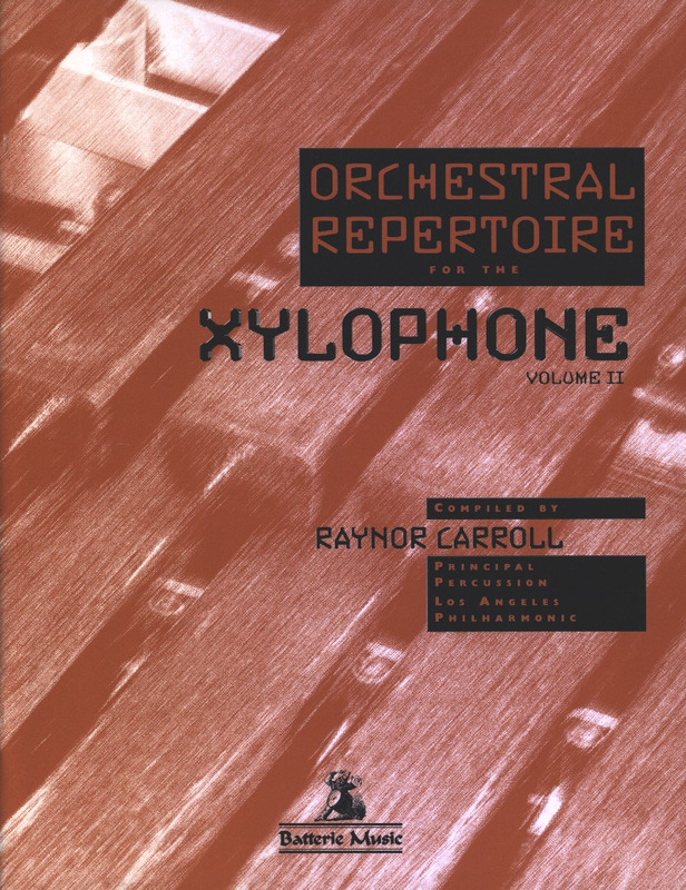 Orchestral Repertoire for the Xylophone 2