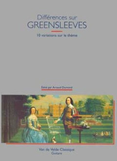 Anonymus: Differences Sur Greensleeves