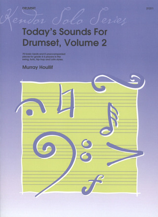 Murray Houllif: Today's Sounds For Drumset 2