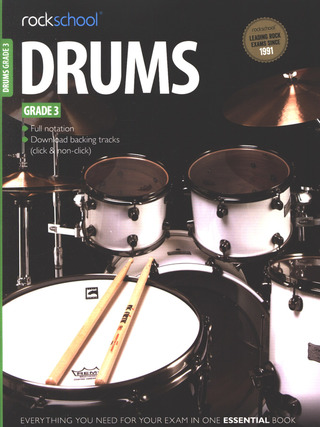 Rockschool Drums 3