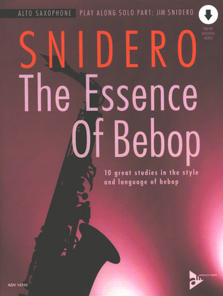 Jim Snidero: The Essence Of Bebop