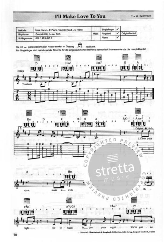 Ö Musiknoten Herbert Grönemeyer Noten Songbook