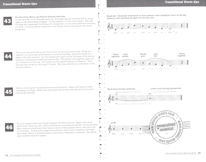 Russell Robinson et al.: The Complete Choral Warm-up Book (4)