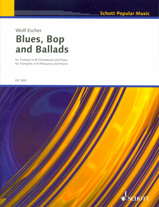 Escher Wolf: Blues, Bop and Ballads