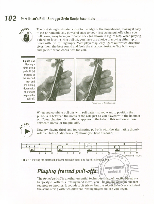Bill Evans: Bluegrass Banjo for Dummies (3)