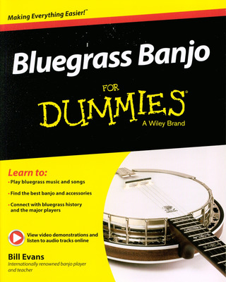 Bill Evans: Bluegrass Banjo for Dummies