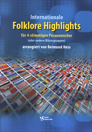 Reimund Hess: Internationale Folklore Highlights