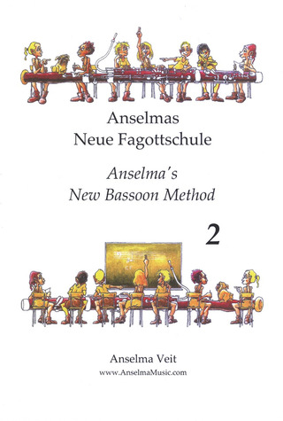 Anselma Veit: Anselma's New Basson Method 2