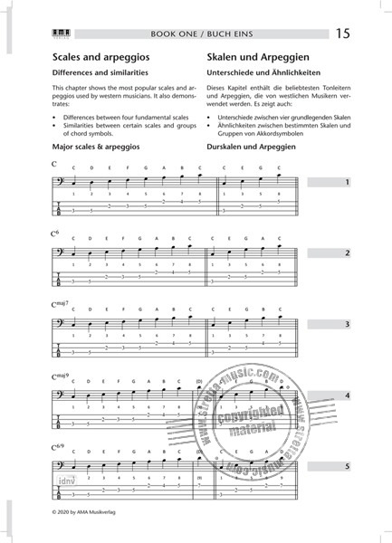 Paul Westwood: Bass Bible 2 (1)