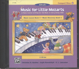 Music For Little Mozarts 4