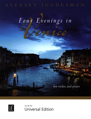 Aleksey Igudesman: Four evenings in Venice