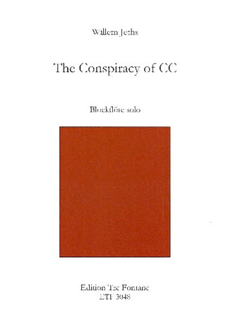 Willem Jeths: The Conspiracy of CC