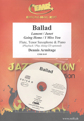 Dennis Armitage: Ballad + CD