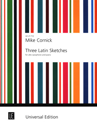 Mike Cornick: Three Latin Sketches