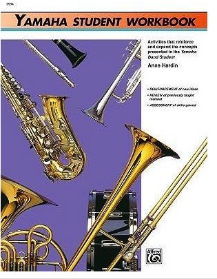 Anne Hardin et al.: Yamaha Band Student – Workbook