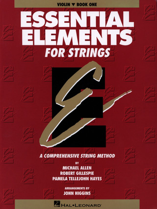 Essential Elements 1 For Strings