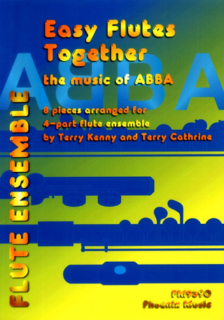ABBA: Easy Flutes Together - The Music of ABBA