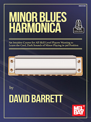 David Barrett: Minor Blues Harmonica