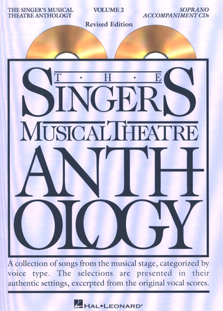 The Singer's Musical Theatre Anthology 2 – Sopran