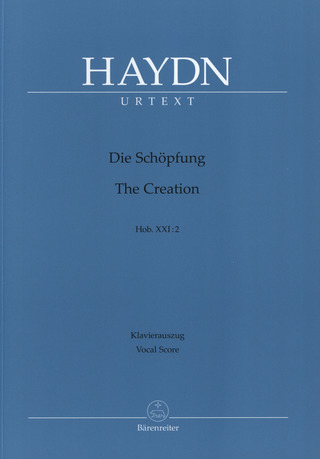 Joseph Haydn: The Creation Hob. XXI:2