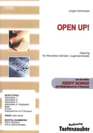 Jürgen Schmieder: Open up