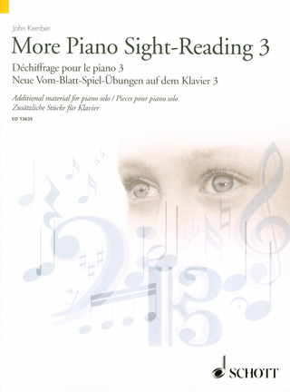 John Kember: More Piano Sight-Reading 3