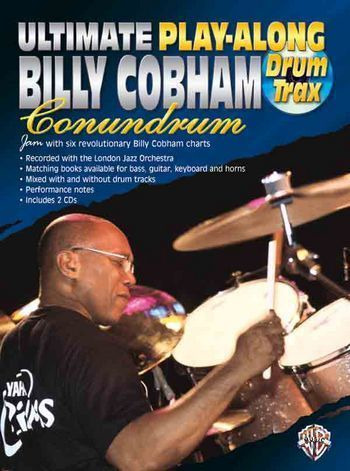Cobham Billy: Ultimate Play Along Drum Trax