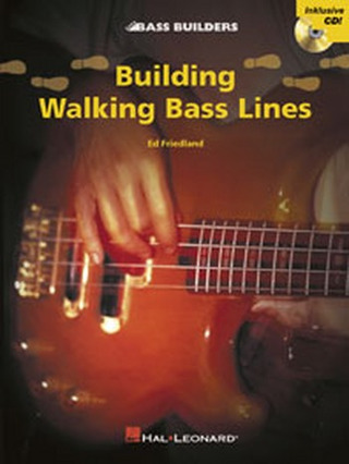 Ed Friedland: Building Walking Bass Lines