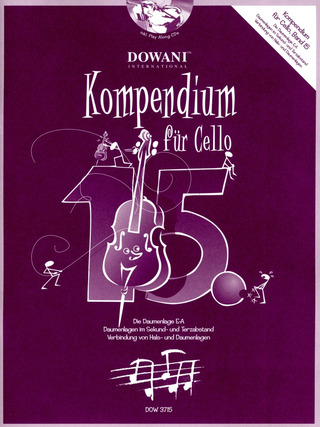 Josef Hofer: Kompendium für Cello 15
