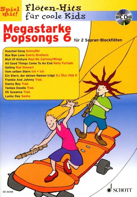 CD Megastarke Popsongs Band 14