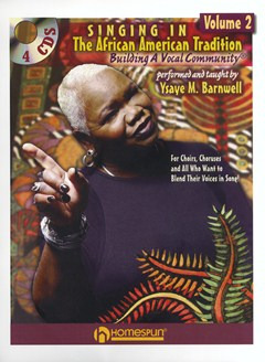 Ysaye Maria Barnwell: Singing In the African American Tradition 2