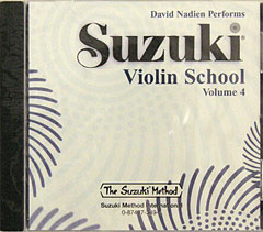 Shin'ichi Suzuki: Violin School Vol. 4