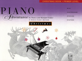 Randall Faber et al.: Piano Adventures Primer Level –  Christmas