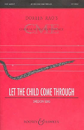 Elias Gerald: Let the child come through
