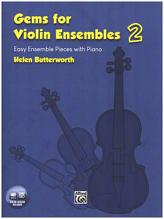 Butterworth, Helen: Gems for Violin Ensemble 2